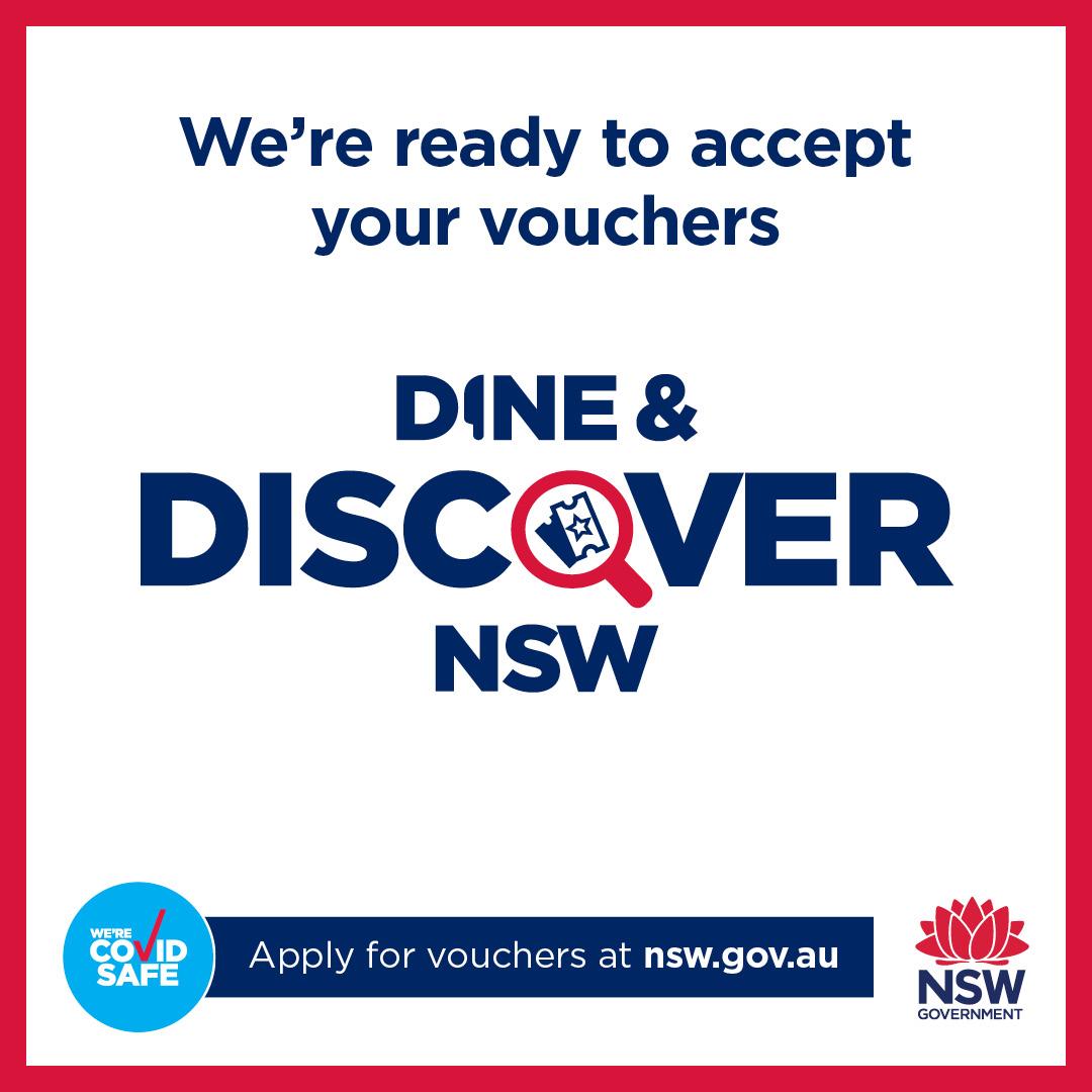 Dine and Discover NSW - Koutouki